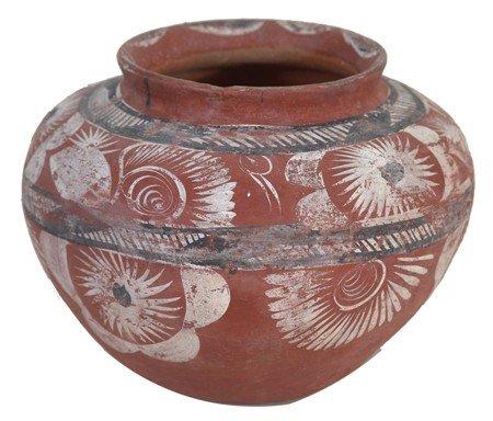 407: Huastican Pottery Jar
