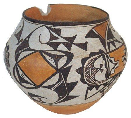 408: Acoma Pottery Jar