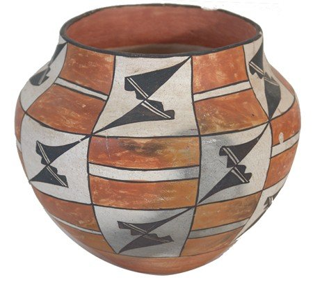 409: Laguna Pottery Jar