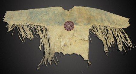 806: Cheyenne Beaded Shirt