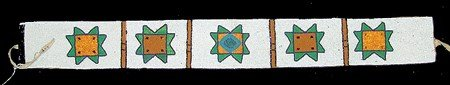 810: Yakima Beaded Belt