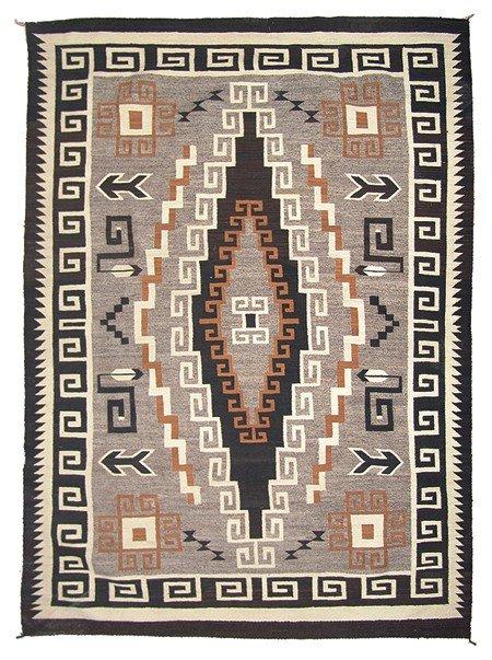 967: Navajo Rug/Weaving
