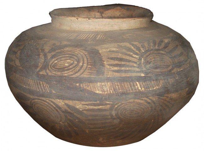 Huastecan Pottery Jar