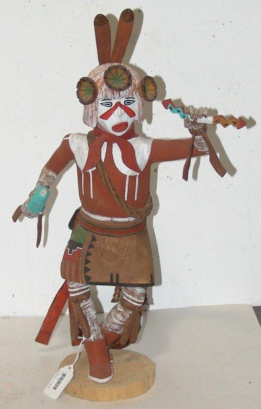 Katsina Doll - J. Tewa