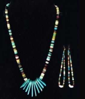 Pueblo Necklace Set