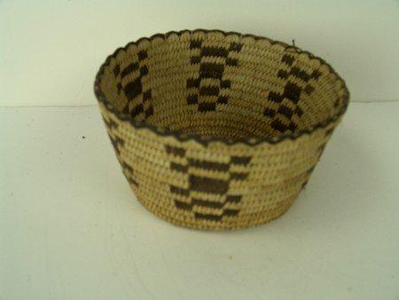 Papago Basket - 5
