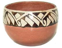 Maricopa Pottery Bowl- Vesta Bread