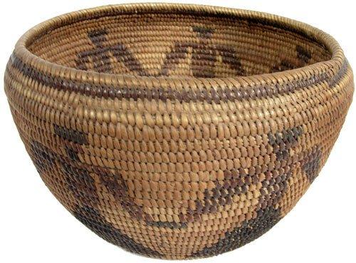 1: Pomo (?) Basket
