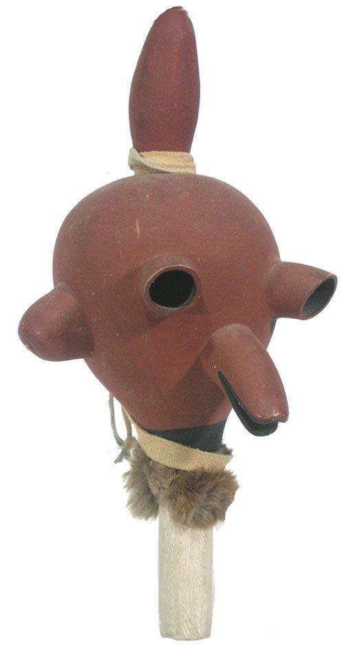 11: Hopi Rattle