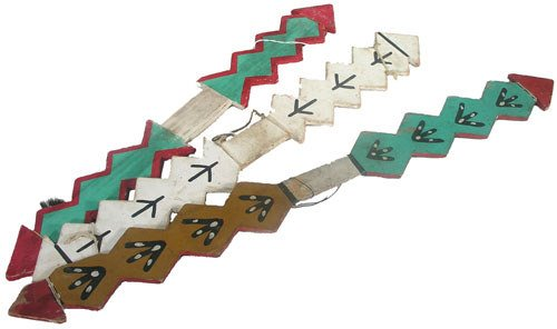 12: Hopi Dance Wands