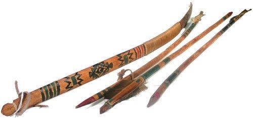 13: Bow & Arrow Set