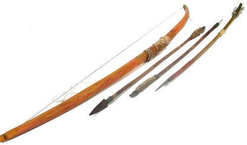 15: Bow & Arrow Set