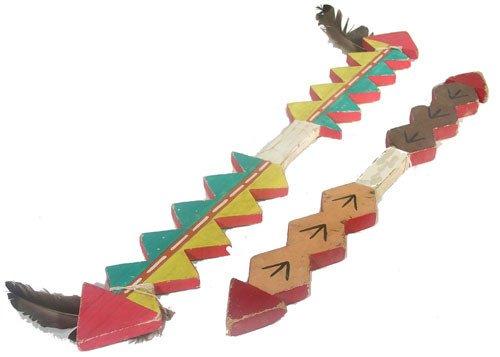 16: Hopi Dance Wands