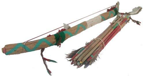 17: Bow & Arrow Set