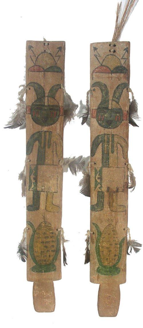 19: Hopi Dance Wands