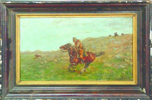 517: Antique Painting