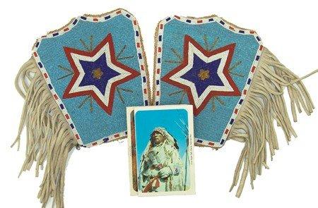 Historic Blackfoot Cuffs