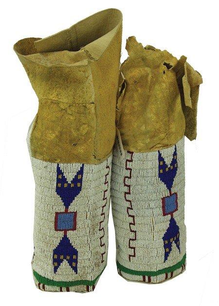 Sioux Beaded Leggings