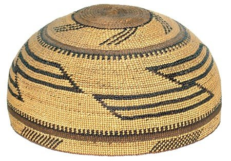 Hupa Hat Basket