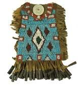 Arapaho Beaded Bag