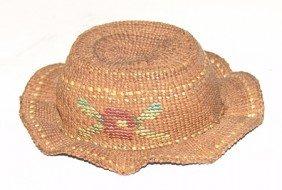 Haida Hat Basket