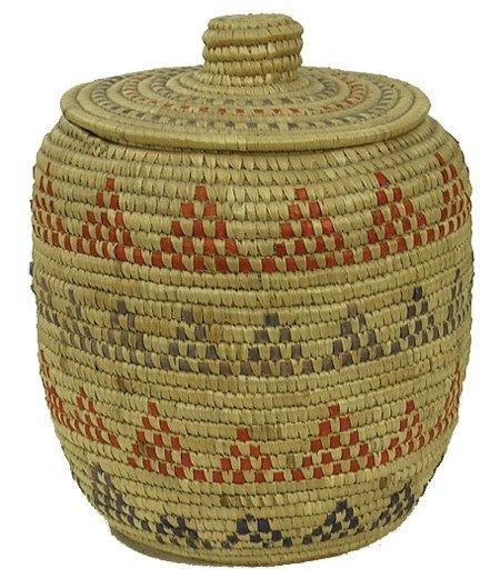 Eskimo Basket - E. George