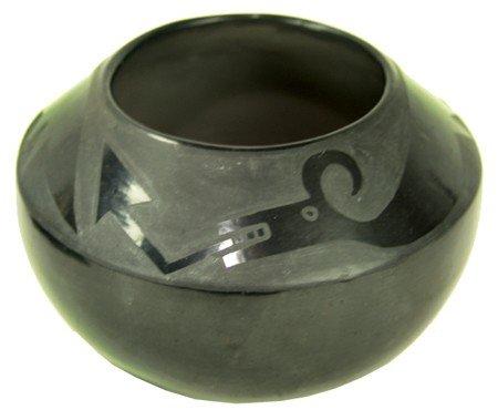 San Ildefonso Pottery Jar - Rose (Gonzales)