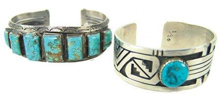 2 Navajo Bracelets