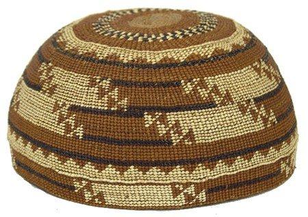 Karok Basket Hat