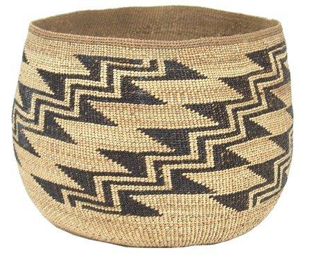 Yurok Basket