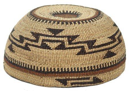 Hupa Basket Hat