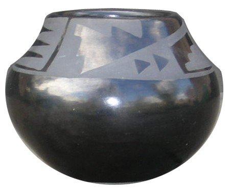 San Ildefonso Pottery - Maria & Santana
