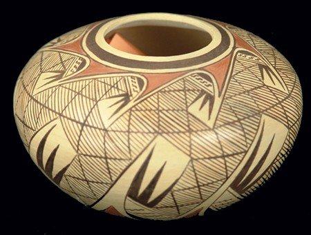 Hopi Pottery Jar - Tonita Nampeyo