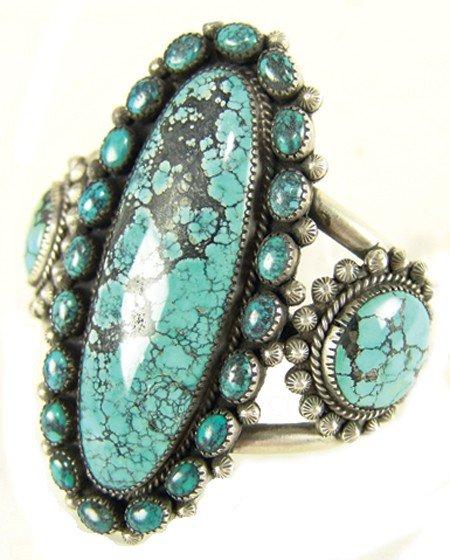 Navajo Bracelet - Marie Silver