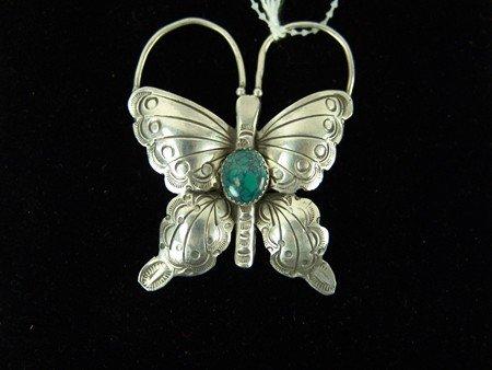 Navajo Butterfly Pin