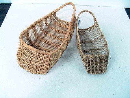 2 Hupa Basket Cradles