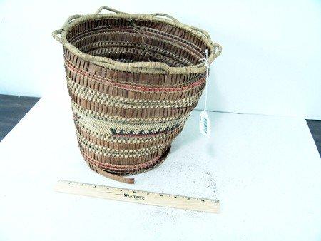 Nuu Chah Nulth/Makah Storage Basket