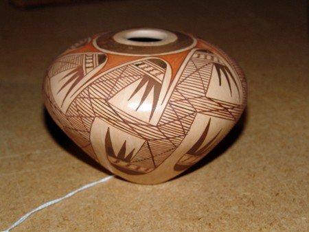 Hopi Pottery Jar - Elton Nampeyo