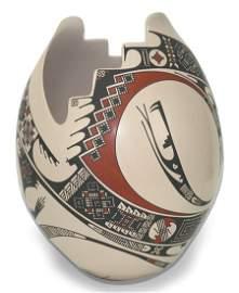 Mata Ortiz Pottery Jar- Damian Quezada
