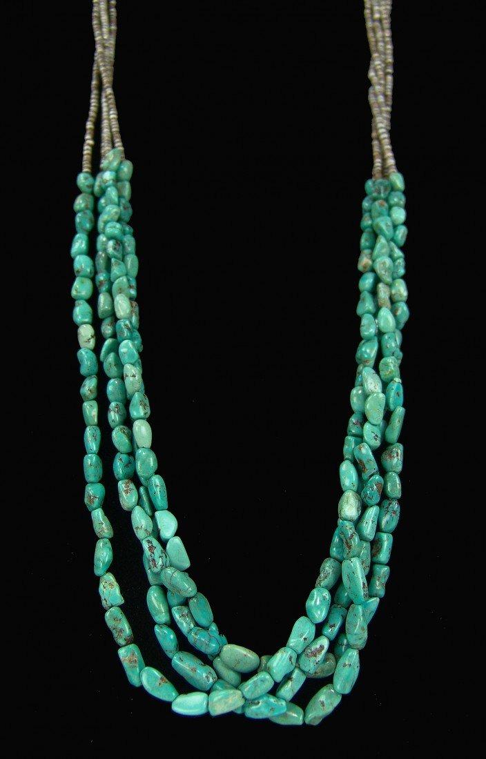 2: Navajo Necklace