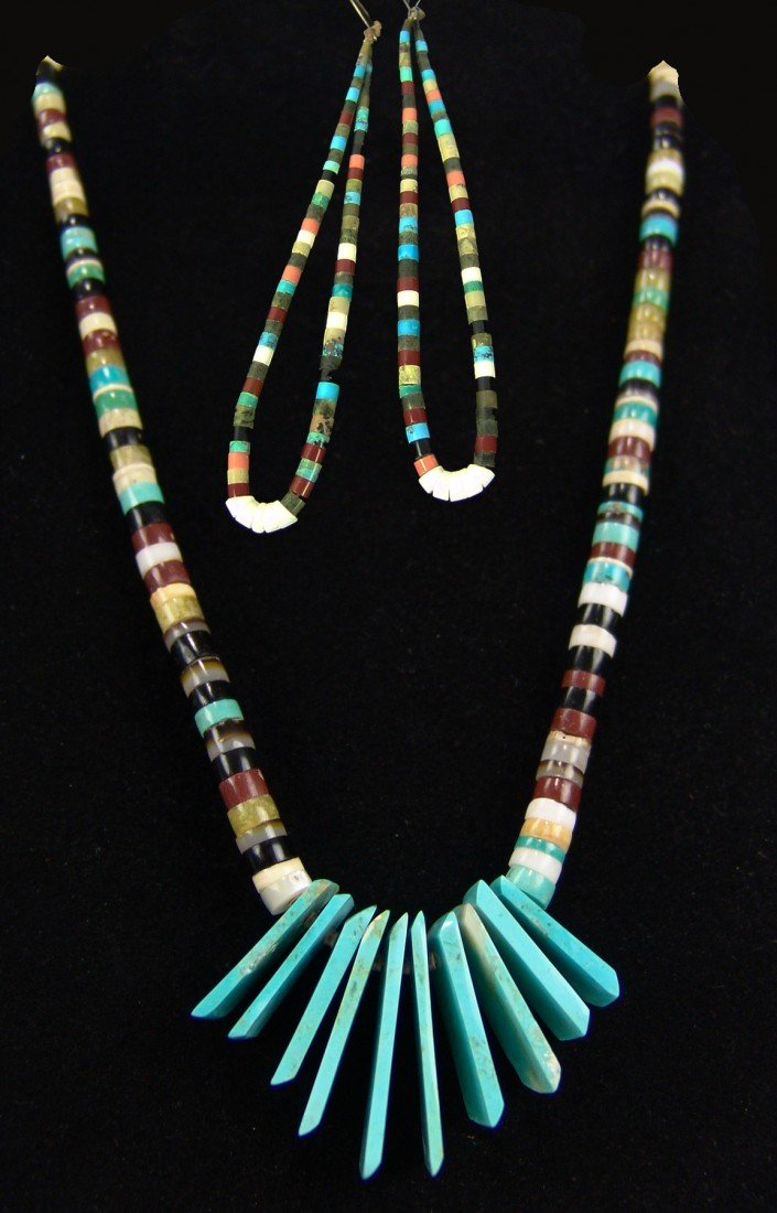 7: Pueblo Necklace Set