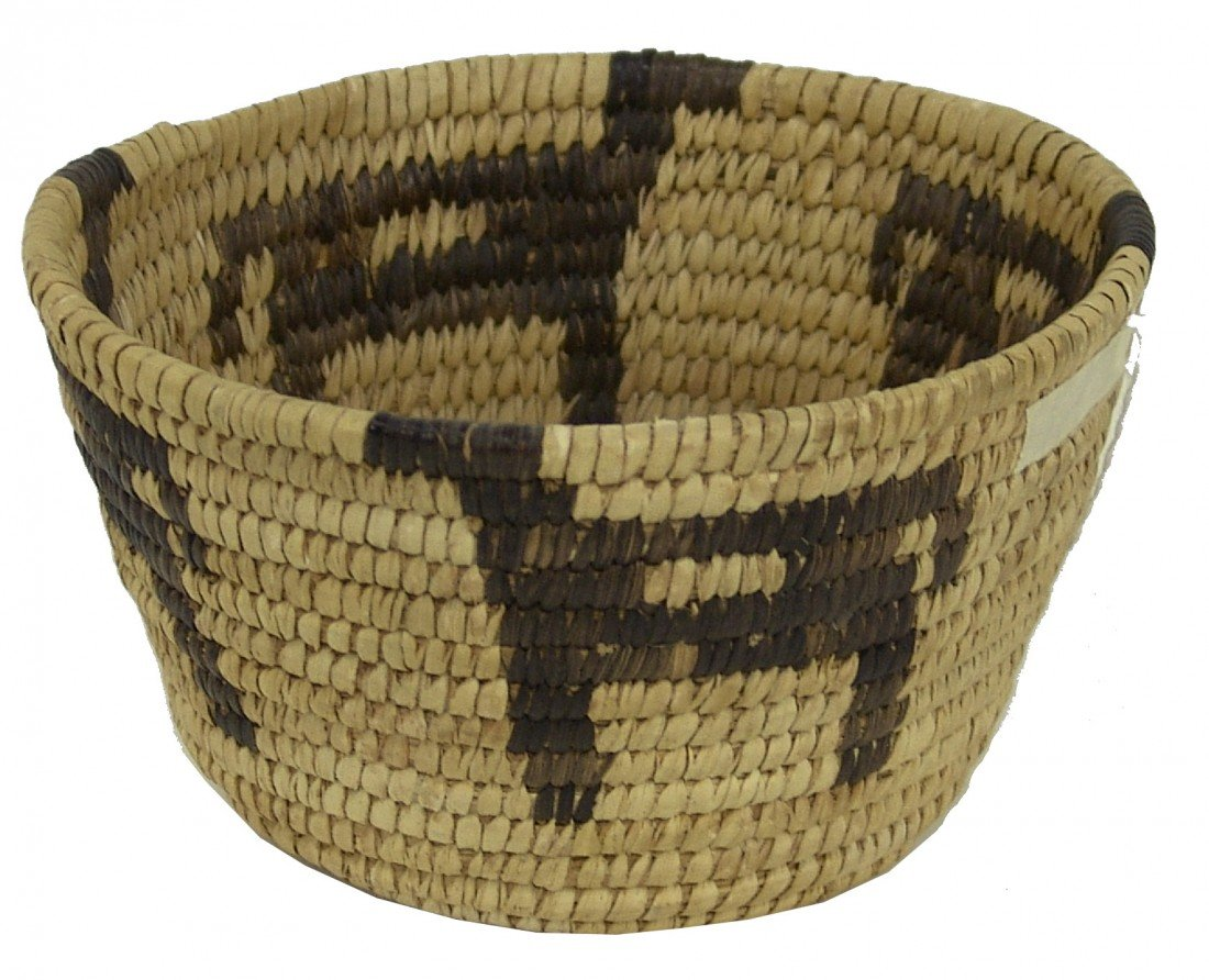 12: Papago Basket