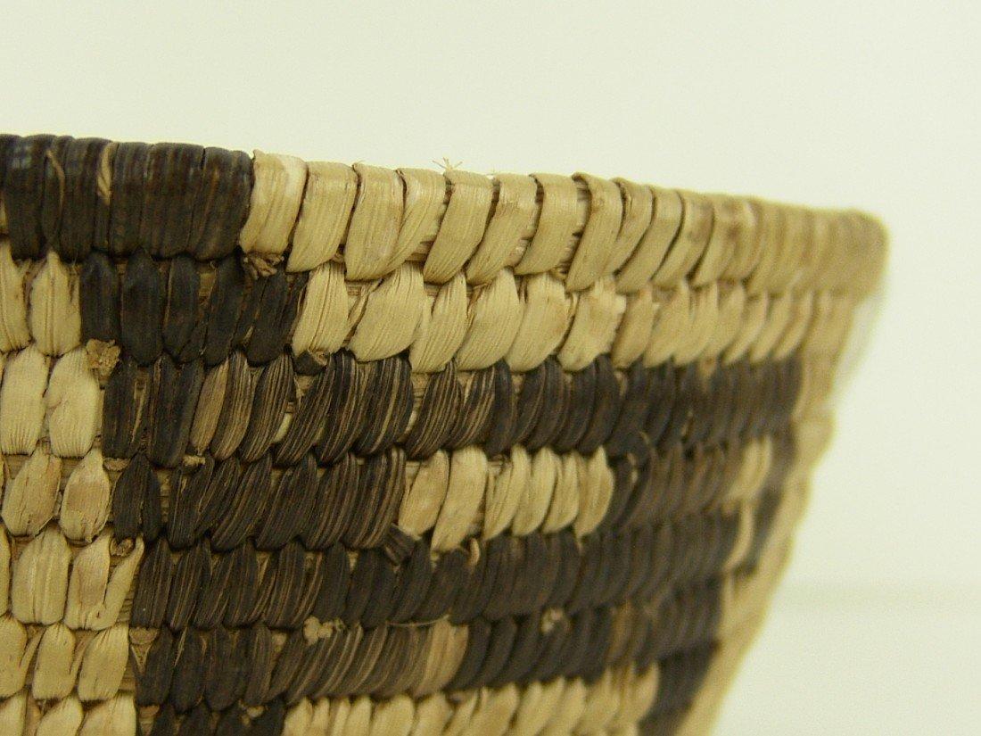 12: Papago Basket - 3
