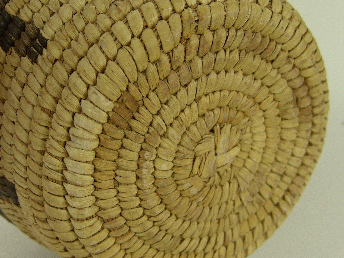 12: Papago Basket - 4