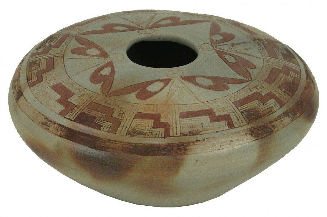 20: Hopi Pottery Jar- Miriam Nampeyo