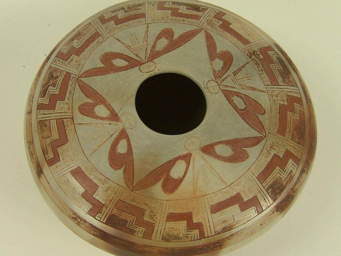 20: Hopi Pottery Jar- Miriam Nampeyo - 3