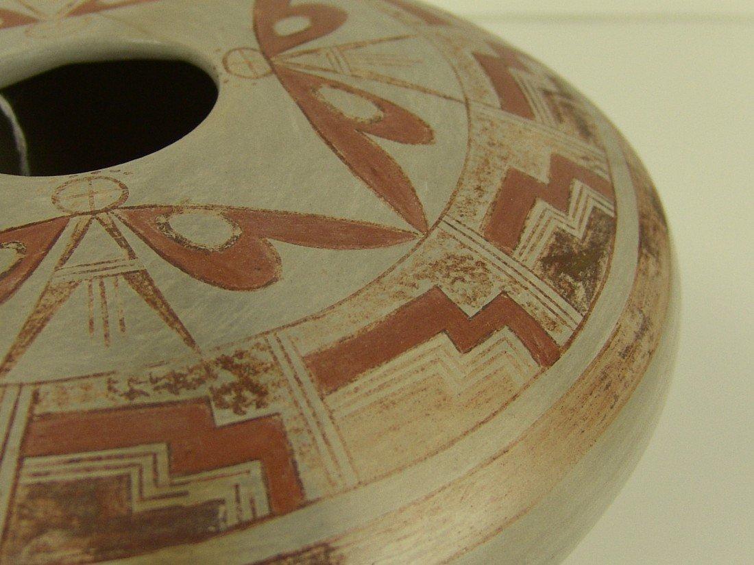 20: Hopi Pottery Jar- Miriam Nampeyo - 4