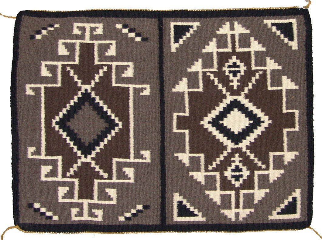 22: Navajo Rug/Weaving- Minnie Sam