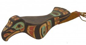 Tlingit Eagle Rattle- Odin Lonning