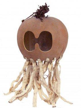 Hawaiian Gourd Mask
